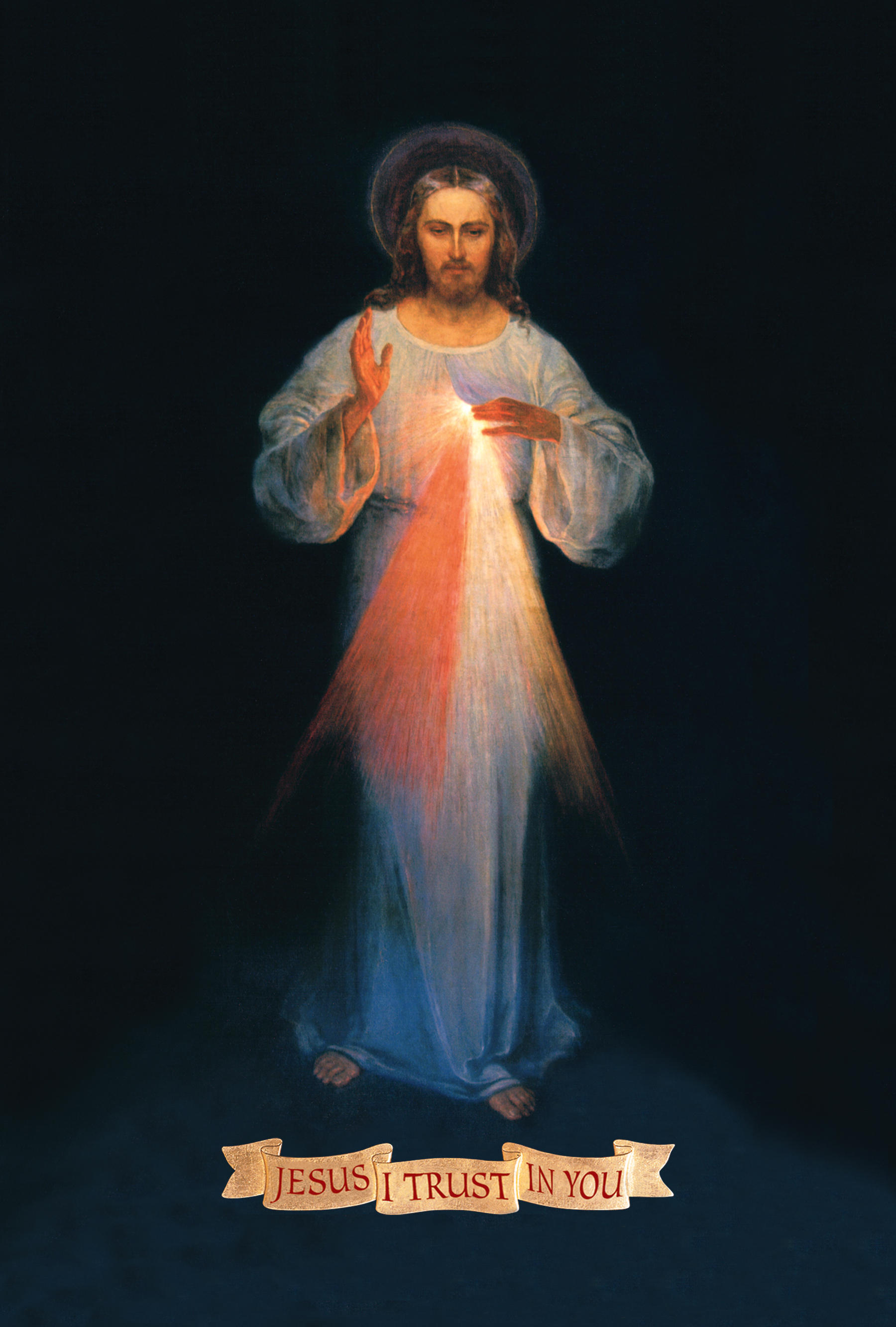 Chaplet of Divine Mercy in Song / Fire on the Earth
